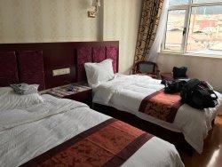 Langmusi Dingding Hotel