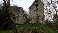 English Heritage Sutton Valence Castle