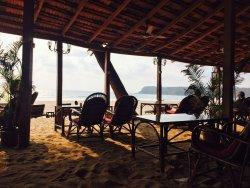 Madhu's Beach Huts Restaurant