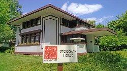 Frank Lloyd Wright built home - The Stockman House