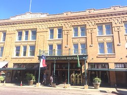 Stockyards Hotel