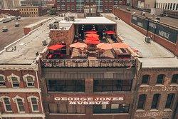 The George Jones Rooftop Bar