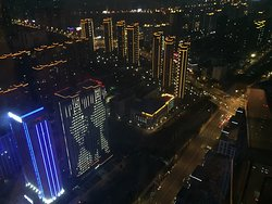 A perfect place for a beautiful view over Changzhou