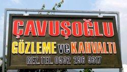 Cavusoglu Kahvalti Gozleme Evi