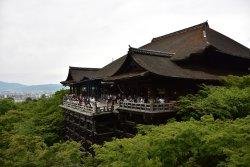 Kiyomizu-dera(Templo del agua pura)