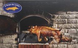 Restaurante O Parque Dos Leitoes Evora