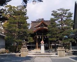 Daishogun Hachi Shrine