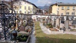 Pfarrkirche U. L. Frau Geburt in Altenmarkt im Pongau