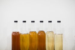 House-made syrups.