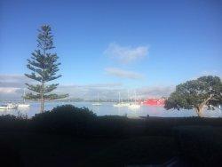 Great location, beautiful Morning views