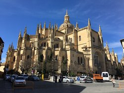 ‪Cathedral of Segovia‬