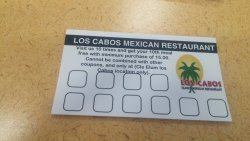 Rewards visit us 10 times and your 10th meal is free. Stop by today to start!