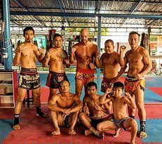 Muay Thai Chinnarach Boxing Camp