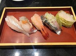 寿司玉(富山站店)