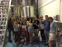 Dave's Brewery Tours