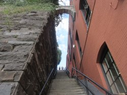 """The Exorcist"" Steps"