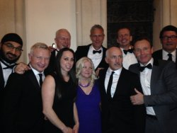 Sensational Legends of Sport Event in Aid of Age Concern Luton