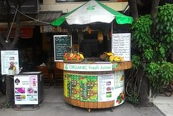 Organic Fresh Juices