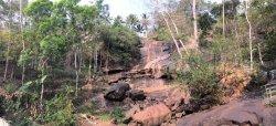Areekkal Water Falls