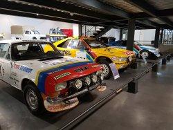 Musee de l'Aventure Peugeot