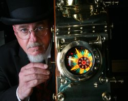 Magic Lantern Shows at Plain & Fancy Theater