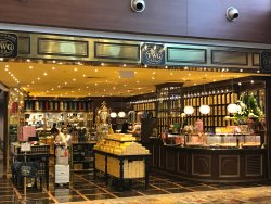 TWG Tea Boutique at Changi T1