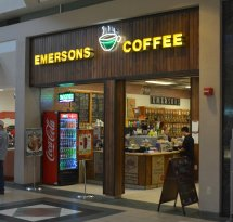 Emerson's Coffee Valley Hills Mall