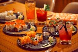 Selection of Sushi Platter!