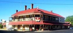 The Bordertown Hotel