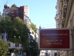 Falschermuseum Museum of Art Fakes