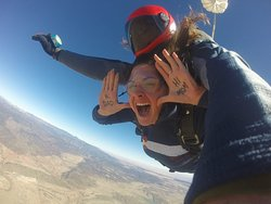 Royal Gorge Skydive