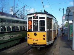 Historic Streetcars