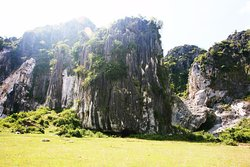 Phnom Kampong Trach Cave