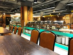 Indiagate restaurant @ Centara Watergate Pavillion Hotel