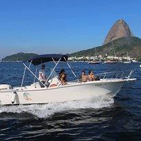 Rio Island Boat Tour