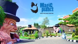 Magic Planet Theme Park
