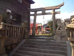 Kogarasu Shrine