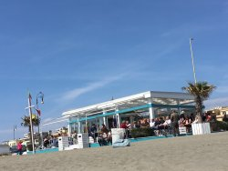 Il Curvone Beach Bar