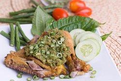 Ayam Geprek Istimewa