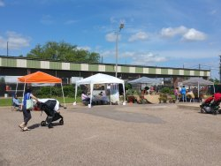 Farmers Market at Imperial Sugar Land