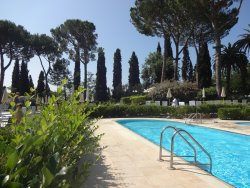 Best pools and luxe rooms in Rome