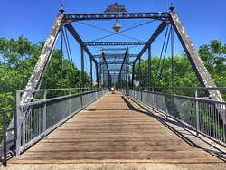 Faust Street Bridge