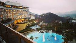 Onsen Hotel Benefitting it's Name