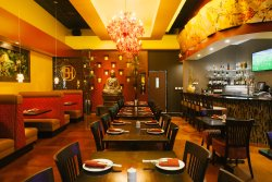 Bamboo House Asian Bistro