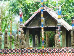 Museum of Cultures of Vietnam's Ethnic Groups