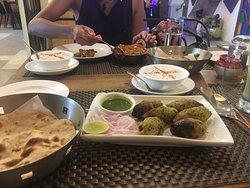 Vedge Indian Restaurant