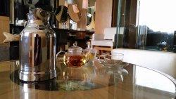Plateau SPA - Tea & Fruits after Treatment