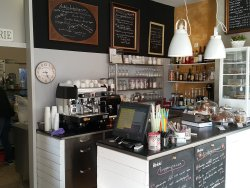 Parlor Cafe & Salon