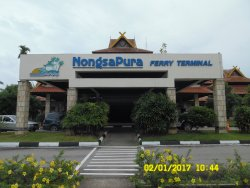 Nongsa Pura Ferry Terminal