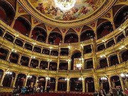 Hungarian State Opera House (Magyar Allami Operahaz)